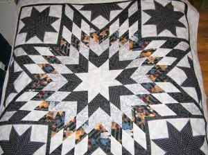 Ravelry: Desert Star Crochet Quilt pattern by C.L. Halvorson