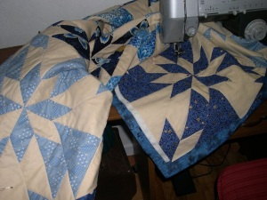 quilting HS front