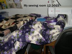dec 2015 sewing