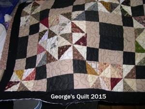 George's quilt